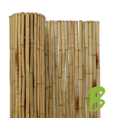 De bamboemat naturel