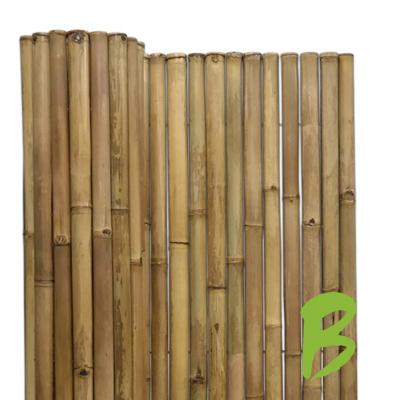 De dikke bamboemat naturel
