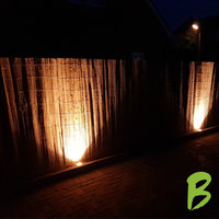Bamboe Schutting Maken