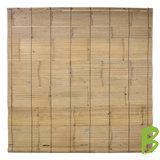 Bamboe rolgordijn 200 x 200