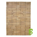 Bamboe rolgordijn 150 x 200
