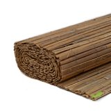 Gespleten bamboematten 150 cm hoog