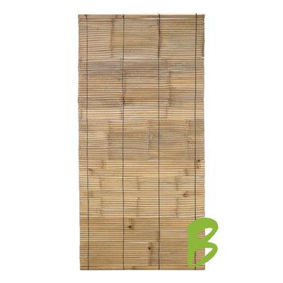 Bamboe Rolgordijn 100 x 200 cm
