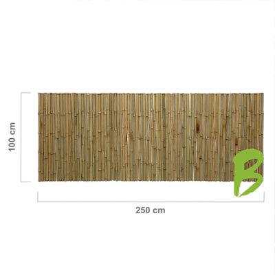 Bamboemat 100 x 250