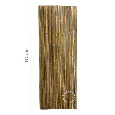 Gespleten Bamboemat 180 x 500