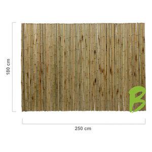 Bamboemat 180 x 250