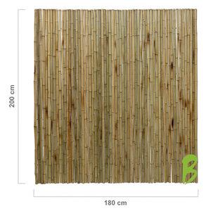 Bamboemat 200 x 180