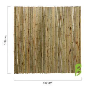 Bamboemat 180 x 180