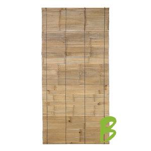 Bamboe rolgordijn 100 x 200